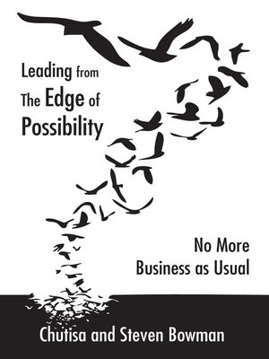 cover image of Leading from the Edge of Possibility