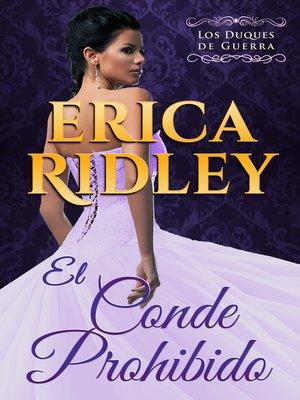 cover image of El Conde Prohibido
