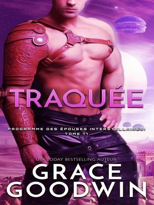 cover image of Traquée