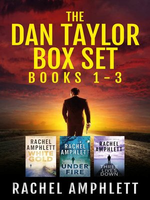 cover image of The Dan Taylor Box Set