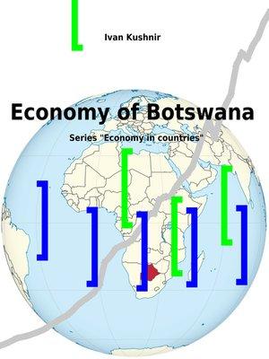 cover image of Economy of Botswana