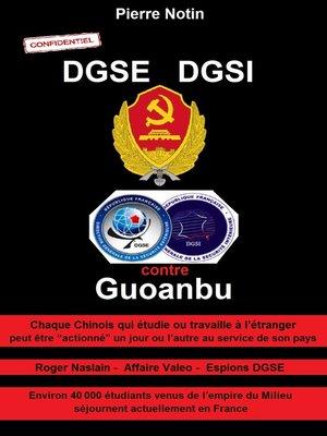 cover image of DGSE DGSi