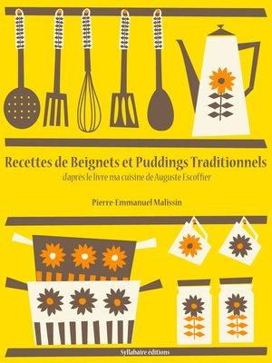 cover image of Recettes de Beignets et Puddings Traditionnels