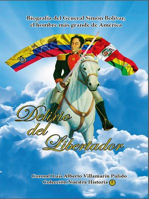 cover image of Delirio del Libertador