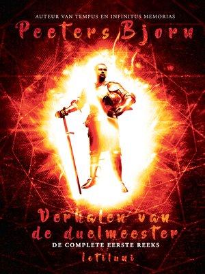 cover image of Verhalen van de duelmeester