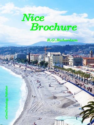 cover image of Nice Brochure