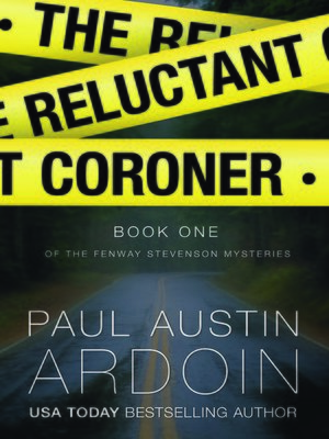 cover image of The Reluctant Coroner