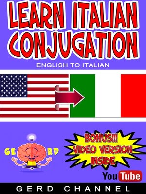 cover image of Learn Italian Conjugation