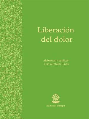 cover image of Liberación del dolor