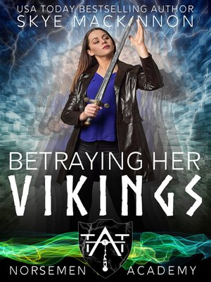 cover image of Betraying Her Vikings