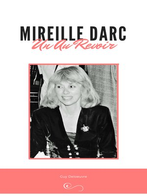 cover image of MIREILLE DARC