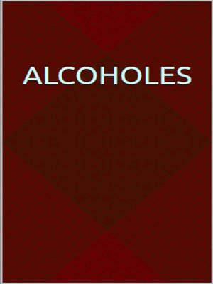 cover image of Alcoholes