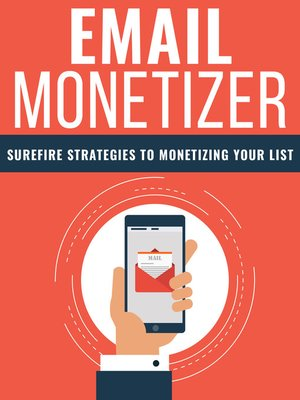 cover image of Email Monetizer