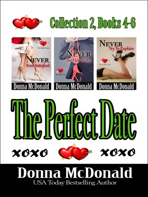cover image of The Perfect Date Collection 2, Books 4-6