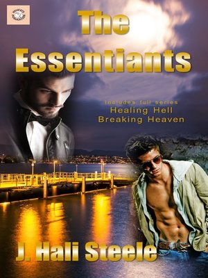 cover image of The Essentiants