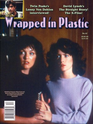 cover image of Issue #62: Wrapped In Plastic Magazine, Book 62