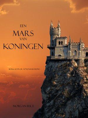 cover image of Een mars van koningen