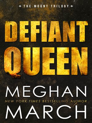 cover image of Defiant Queen