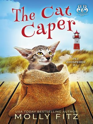cover image of The Cat Caper