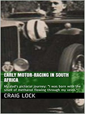 cover image of Early Motor Racing in South Africa
