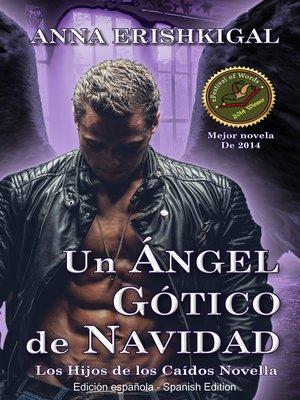 cover image of Un Ángel Gótico de Navidad