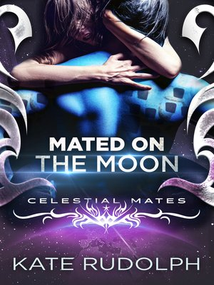 cover image of Mated on the Moon