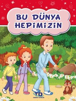 cover image of Bu Dünya Hepimizin