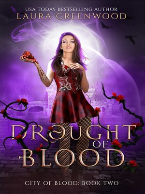 cover image of Drought of Blood