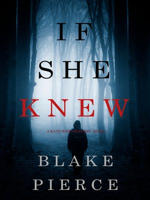 cover image of If She Knew