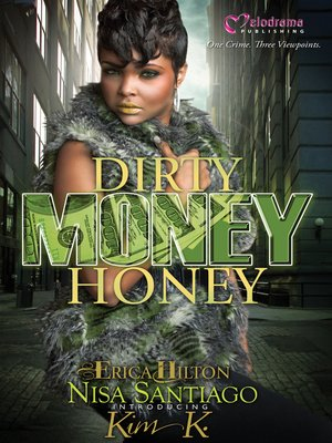 cover image of Dirty Money Honey