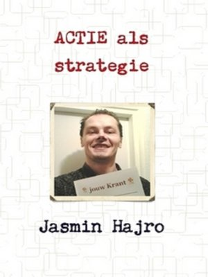 cover image of Actie als strategie