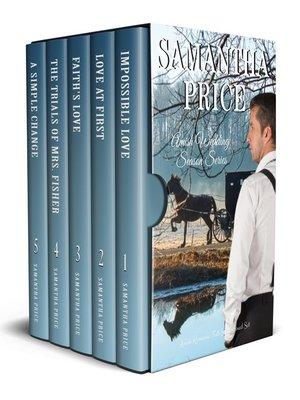cover image of Amish Wedding Season Books 1--5