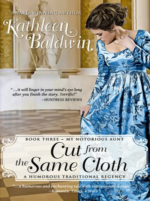 cover image of Cut from the Same Cloth