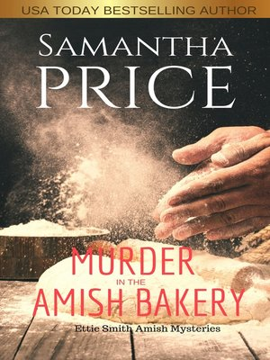 cover image of Murder in the Amish Bakery