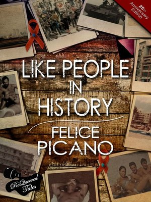 cover image of Like People In History