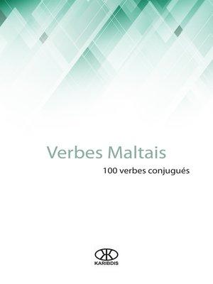 cover image of Verbes maltais
