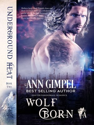 cover image of Wolf Born