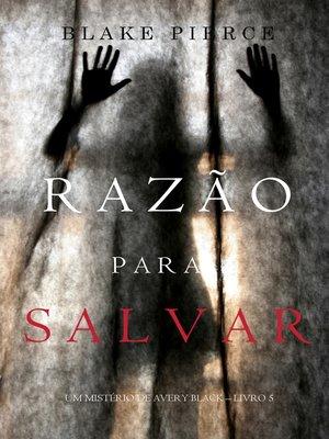cover image of Razão para Salvar
