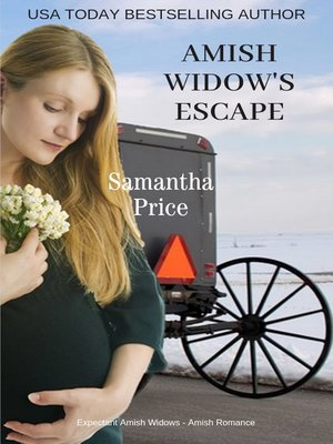 cover image of Amish Widow's Escape