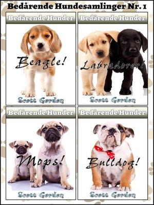 cover image of Bedårende Hundesamlinger Nr. 1