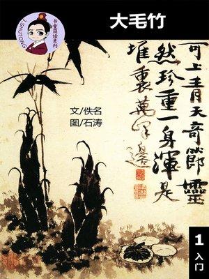 cover image of 大毛竹 -汉语阅读理解(入门) 汉英双语 简体中文