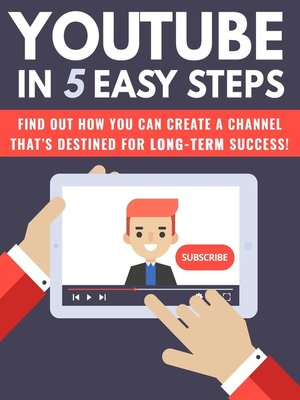 cover image of YouTube In Five Easy Steps