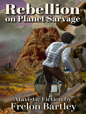cover image of Rebellion on Planet Sarvage