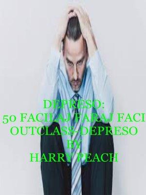 cover image of DEPRESO