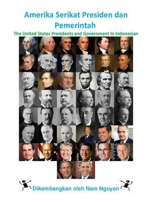 cover image of Amerika Serikat Presiden dan Pemerintah