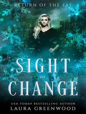 cover image of Sight of Change