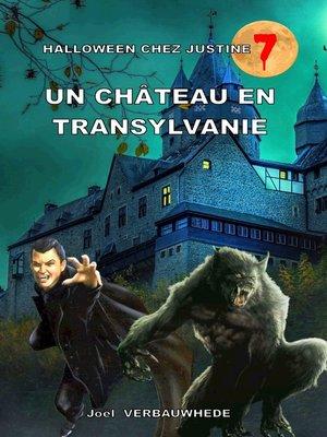 cover image of Un château en Transylvanie