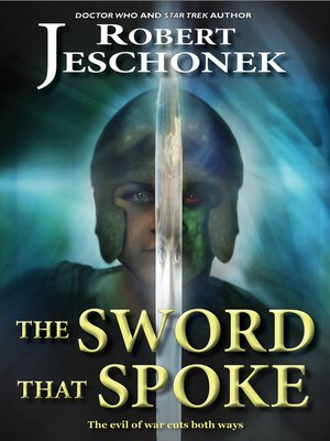 cover image of The Sword That Spoke
