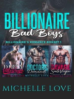 cover image of Billionaire Bad Boys