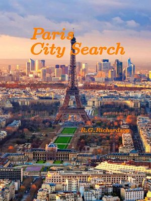 cover image of Paris City Interactive Search